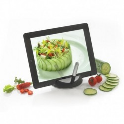 Stojak na tablet i touch pen Chef