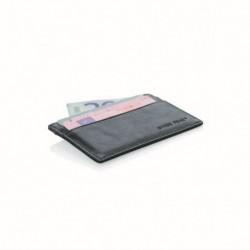 Etui na karty kredytowe z ochroną RFID SWISS PEAK