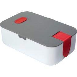 Pudełko śniadaniowe 850 ml, czerwony